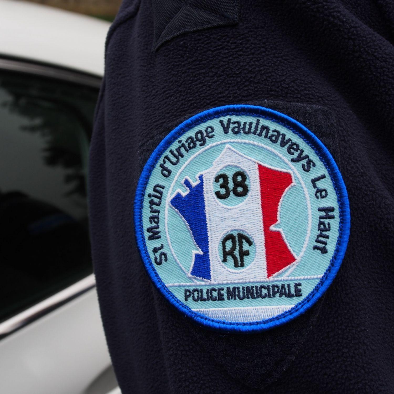 Bibliothèque Saint Martin D Uriage police pluri-communale - vaulnaveys-le-haut